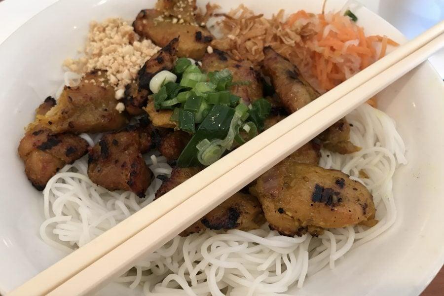 Saigon Noodle